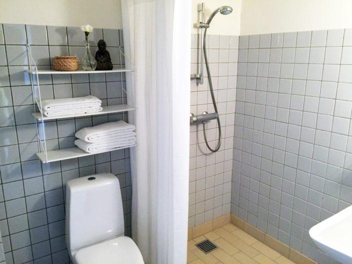 Bad og toilet - Udsigten