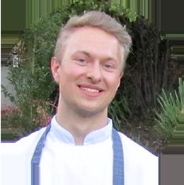Valdemar, kok på Restaurant Udsigten